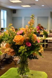 Gardeners Exchange of Central Massachusetts Flower Arranging Event