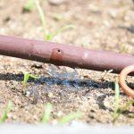 Irrigation system drip emitter